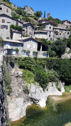 Ardèche; Jaujac Provence, Holidays 2017, Destination Voyage, Pebble Beach, Continents, All Over The World, Paris France, Places To Visit, Journey