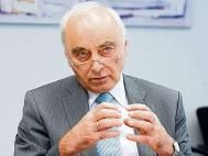 Prof. Werner Hohenberger, Präsident der Deutschen Krebsgesellschaft