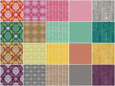 True Colors - Joel Dewberry Fat Quarter Bundle - Joel Dewberry - Free Spirit Fabrics