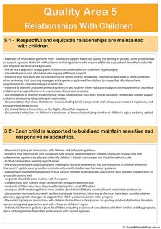 The NQS Strengths is a 7 page template pack that enable services to detail their strengths in each of the Quality Areas. The NQS Strengths is a 7 page. Primary Education, Early Education, Early Childhood Education, Kids Education, Eylf Learning Outcomes, Learning Stories, Learning Quotes, Education Quotes, Restorative Practices School