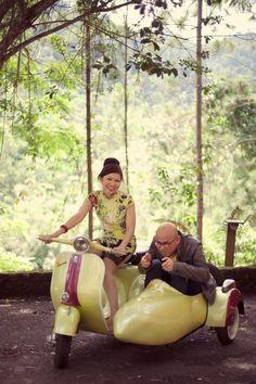 Coffee-Themed Wedding At Janda Baik - The Wedding Notebook magazine
