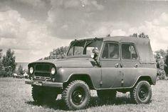 Авто Автоистория: от УАЗ-469 до UAZ Hunter - свежие новости Украины и мира