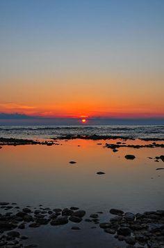 ✯ Lake Michigan Sunset