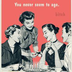 Birthday card idea for mum, lol