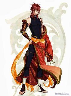 Goemon Ishikawa (Shall We Date: Ninja Love)