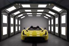 "ICYMI: Dallara Unveils Its First Road Car Dubbed ""Stradale"""