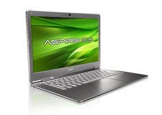 Enjoy life on the go in an instant with the Aspire S Ultrabook™ -- Acer's most mobile and responsive notebook ever. This techno-wonder comes in an ultra-aerodynamic, super-slim design, yet delivers everything you expect from a standard-size notebook.