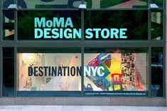 The best interior design shopping in new york city — estilo Moma Shop, Pop Up, Photography New York, Spring In New York, Wellness Programs, Shop Front Design, Shop Plans, Shop Interior Design, Signs