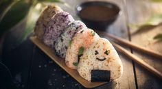 Onigiri - japanische Reisbällchen