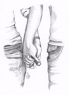 Hold my hand. Walk beside me. Be my best friend