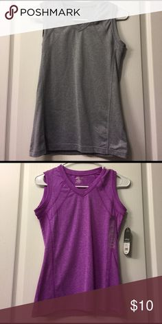 Two BCG workout tanks One new with tags, the other only worn once. Grey and pink Tops Tank Tops