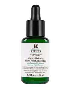 Nightly Refining Micro-Peel Concentrate, 1.0 oz. - Kiehl's Since 1851