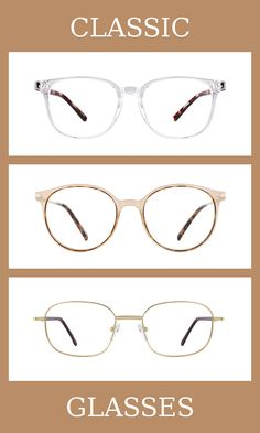 3 Pairs of Glasses for the classic body type, one of thirteen Kibbe body types. Classics are a blend of femininity and masculinity, in between yin and yang on the spectrum.  The glasses that suit them the most are minimal, low-contrast, and elegant.   Learn more about the Kibbe body types at cozyrebekah.com