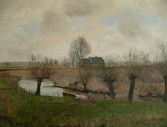 Keet in de Biesbosch