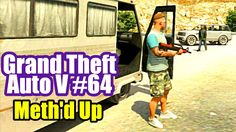 GTA 5 Co-Op Mission Gameplay PS3 #64 METH'D UP