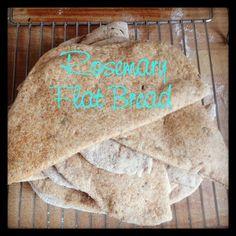Gluten free rosemary flatbread #glutenfree #dairyfree #rosemary #ms #multiplesclerosis #diet