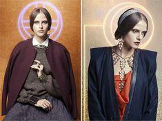 Modern-Day Medieval Fashion - The Odalisque Magazine 'Sovereign Solitude' Editorial Stars Robin (GALLERY)