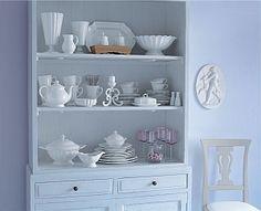 White Kitchenwear.