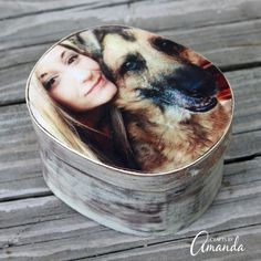 Turn an ordinary trinket box into something special with this heart warming photo box. Perfect for birthdays, holidays or just as a friendship gift.