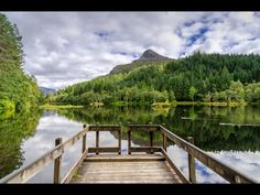 Glencoe Lochan, Glencoe, Scotland