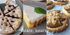 Recepty Abecedně Cheesecake, Cupcakes, Baking, Desserts, Food, Bread Making, Meal, Patisserie, Cheesecakes