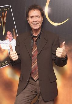 A+ ... Evergreen septuagenarian Cliff Richard credits his youthfulness to the blood type diet.