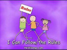 Music for Classroom Management DVD - Heidi Songs - Sing-Along Songs that Teach! Classroom Management Songs, Classroom Behavior, Classroom Rules, Music Classroom, School Classroom, Management Games, Classroom Organization, Preschool Rules, Character Education