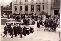 Opening of Birkenhead Library.