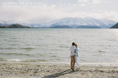 Engagement Photography, Wanaka, New Zealand. Photography by Alpine Image Company