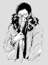Image result for overhaul boku no hero outfit
