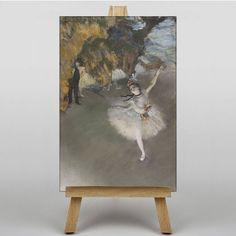 Found it at Wayfair.co.uk - The Star Ballerina by Edgar Degas Art Print on Canvas
