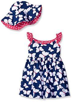 Gerber Little Girls' Toddler Two-Piece Sundress and Hat S... https://www.amazon.com/dp/B01AGMSV20/ref=cm_sw_r_pi_dp_x_4gEOyb3GQ7G0K