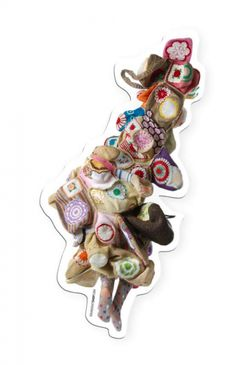 Sound Suit Crochet Artist Nick Cave