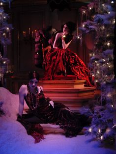 NYC - Saks Fifth Avenue window display | Flickr - Photo Sharing!
