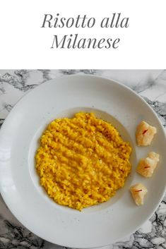 Ein Klassiker der norditalienischen Küche! Unbedingt probieren!!! #risotto #mailänderrisotto #risottomilanese #safran Food Blogs, Risotto Milanese, Foodblogger, Macaroni And Cheese, Food Porn, Ethnic Recipes, Saffron Recipes, Italian Cuisine, Italian Meals