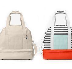 Weekender bags for your summer travels: Kate Spade Saturday Weekender ($280)