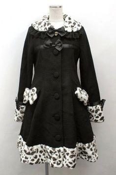 Image 1: BABY, THE STARS SHINE BRIGHT / BABY leopard coat