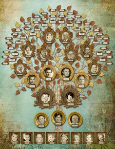 It all begins… | Creative Family Trees