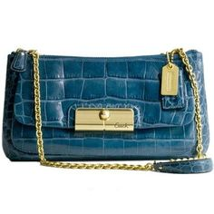 Coach Kristin Limited Edition Embossed Croc Willow Holiday Adds Handbags China