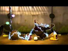 94 [HD] Larva - Electricity Serie Animacion Multimedia Larva Cartoons Serie de animación Dibujos Animados Multimedia 3D Larva Cartoons mostrando su grandeza y creatividad en sus estilos propios y originales... ¡Enhorabuena por dicha serie comica y divertida! Larva Cartoons es de lo mejor que hemos visualizados desde hace tiempo... ¿Conoces alguna serie de animación multimedia 3D de dibujos animados divertidos en España? ¡Cuentanoslo! ¡Queremos conocerla!