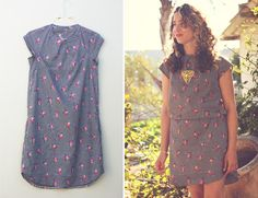 שימלת קיץ - גיזרה והדרכת תפירה | Fab.Lab.Thalia | מרמלדה מרקט
