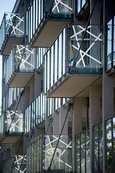 HAB Varbergparken housing estate renovation by C.F. Møller Architects