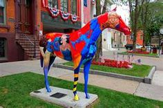 Image Search Results for saratoga springs painted horses