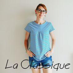 Création et vente de patrons de couture pour femme. Des vêtements à porter au quotidien, faciles à coudre, faciles à vivre.