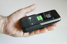 The Infinity Cell is a kinetic charger for the iPhone that uses your body's movement to generate electricity. The current prototype for the Infinity Cell is a..
