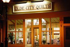 Olde City Quilts - Burlington, NJ