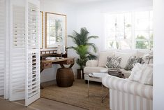 This week from Three Birds Renovation's House Reece Bathrooms recaps the formal lounge room and powder room. Lounge Design, Lounge Decor, Lounge Chair, Lounge Seating, Lounge Furniture, Lounge Areas, Bamboo Furniture, Handmade Furniture, Design Design