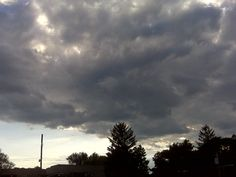 https://flic.kr/p/88xWJP | beastwalk | the sky this evening when I was walking my beast. 6/7/2010