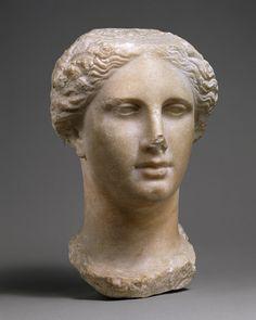 Head of a Ptolemaic queen [Greek] (2002.66) | Heilbrunn Timeline of Art History | The Metropolitan Museum of Art