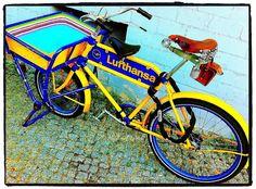 Lufthansa bike